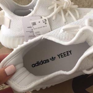 e8e39f988fa Yeezy Shoes -  AUTH  Yeezys Boost 350 Triple Cream